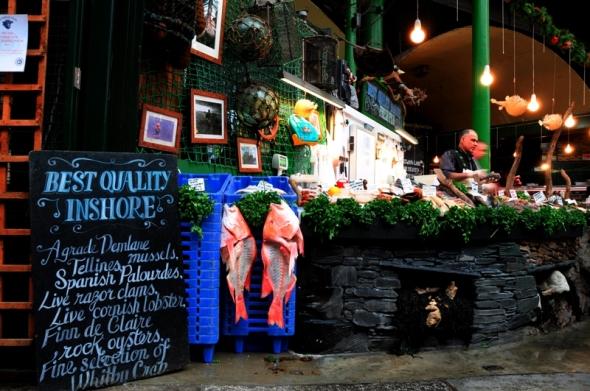balık pazarı / fish market