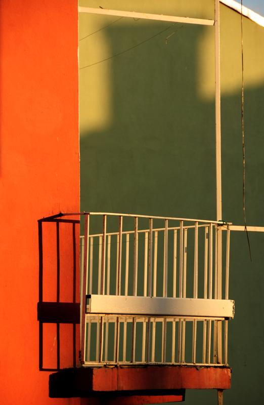 bahar balkonu / spring balcony