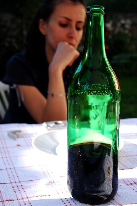 sofra şarabı / jug wine