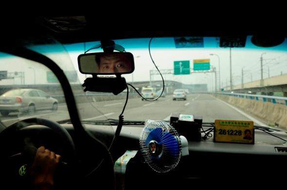 taksi şoförü / taxi driver